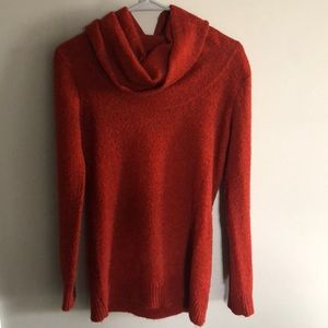 Merona Ladies Cowl Neck Sweater